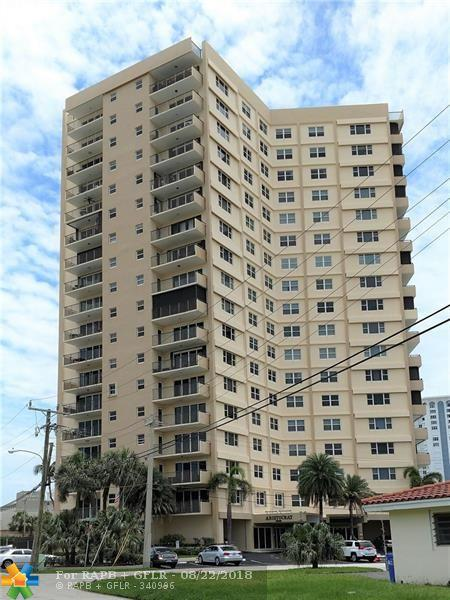 1200 Hibiscus Ave #1607, Pompano Beach, FL 33062 (MLS #F10126620) :: Green Realty Properties