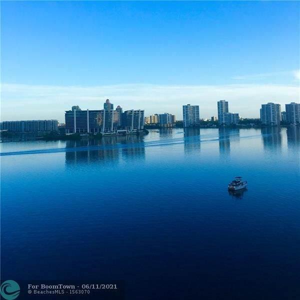 17720 N Bay Road 12D, Sunny Isles Beach, FL 33160 (#F10173700) :: Posh Properties