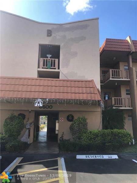 6600 Royal Palm Blvd 307B, Margate, FL 33063 (MLS #F10201231) :: Berkshire Hathaway HomeServices EWM Realty