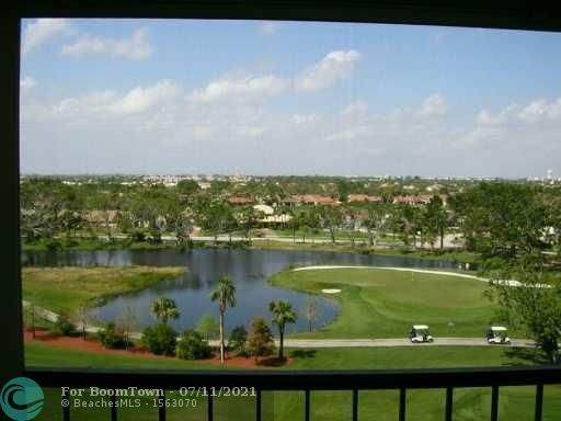 2400 Deer Creek Country Club Blvd #701, Deerfield Beach, FL 33442 (#F10289423) :: Michael Kaufman Real Estate