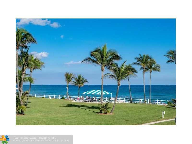 1221 Hillsboro Mile 39C, Hillsboro Beach, FL 33062 (MLS #F10038162) :: United Realty Group