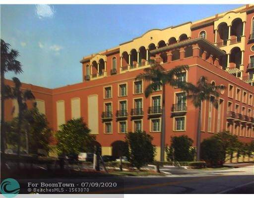 200 S Hibiscus #603, Pompano Beach, FL 33062 (MLS #F10100660) :: Berkshire Hathaway HomeServices EWM Realty