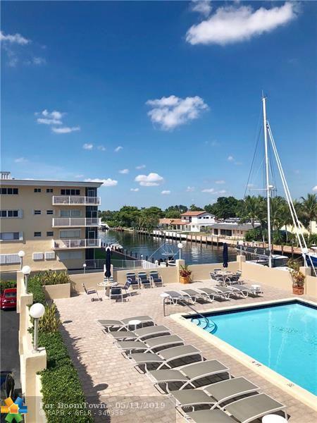 2881 NE 33rd Ct 3H, Fort Lauderdale, FL 33306 (MLS #F10145884) :: Green Realty Properties