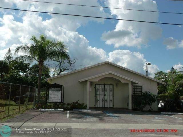 Fort Lauderdale, FL 33311 :: Green Realty Properties