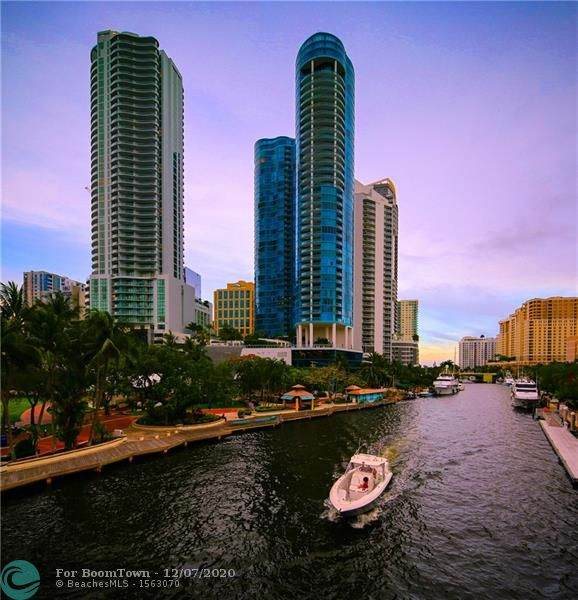 333 Las Olas Way #3003, Fort Lauderdale, FL 33301 (MLS #F10220648) :: Patty Accorto Team