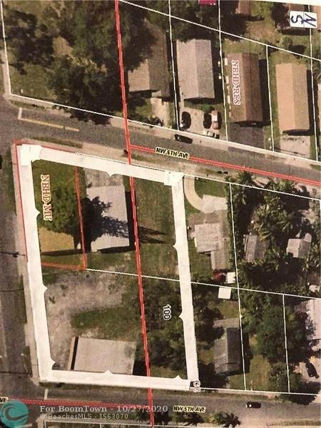 501-505-518 W Dania Beach, Dania Beach, FL 33004 (MLS #H10721920) :: Berkshire Hathaway HomeServices EWM Realty