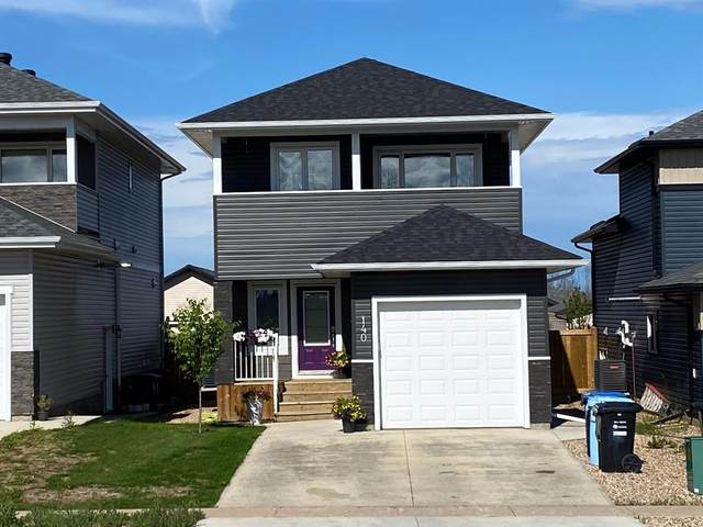 140 Beacon Hill Drive, Fort McMurray, AB T9H 2P5 (MLS #A1003302) :: Weir Bauld and Associates