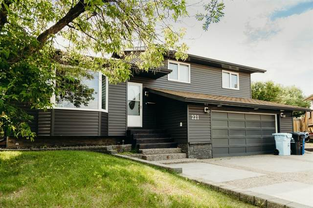 221 Farrell Crescent, Fort McMurray, AB T9K 1L9 (MLS #A1008619) :: Weir Bauld and Associates