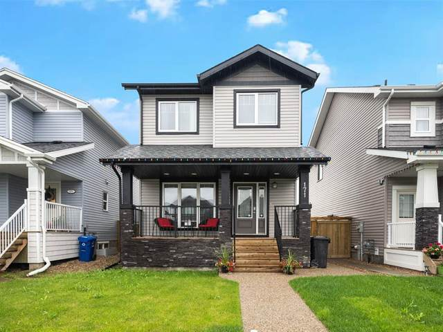 171 Prospect Drive, Fort McMurray, AB T9K 0W4 (MLS #A1011826) :: Weir Bauld and Associates