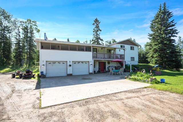 217 Stony Mountain Road, Fort McMurray, AB T0P 1J0 (MLS #A1016038) :: Weir Bauld and Associates