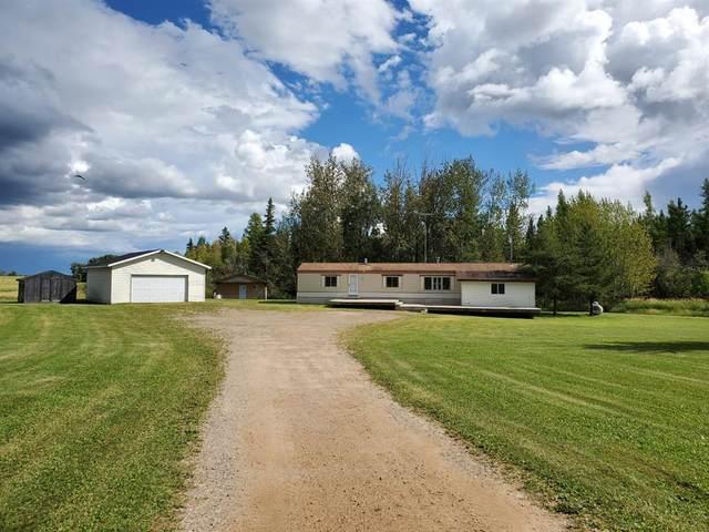 68217 Range Road 170 Range, Plamondon, AB T0A 2T0 (MLS #A1028456) :: Weir Bauld and Associates