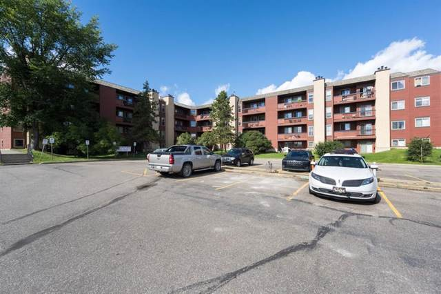 610 Signal Road #215, Fort McMurray, AB T9H 4W5 (MLS #A1030173) :: Weir Bauld and Associates