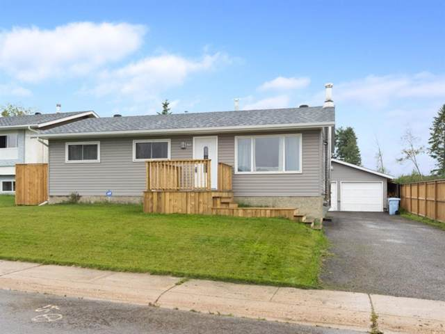141 Beaumont Crescent, Fort McMurray, AB T9H 2V2 (MLS #A1031239) :: Weir Bauld and Associates