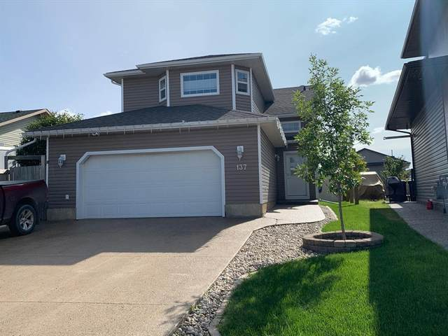 137 Wolff Bay, Fort McMurray, AB T9H 5G9 (MLS #A1031771) :: Weir Bauld and Associates
