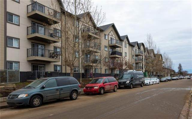 9604 Manning Avenue #411, Fort McMurray, AB T9H 3M7 (MLS #A1033236) :: Weir Bauld and Associates