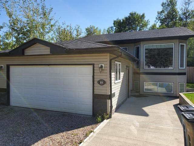 101 Hillcrest Drive, Lac La Biche, AB T0A 2T0 (MLS #A1033401) :: Weir Bauld and Associates