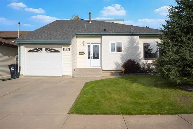 197 Beaton Place, Fort McMurray, AB T9K 2B5 (MLS #A1033427) :: Weir Bauld and Associates