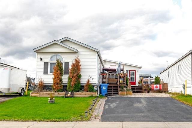 169 Cree Road NW, Fort McMurray, AB T9K 1X7 (MLS #A1034078) :: Weir Bauld and Associates