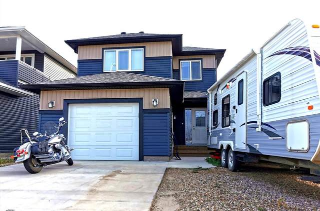 138 Beacon Hill Drive N, Fort McMurray, AB T9H 2P5 (MLS #A1034085) :: Weir Bauld and Associates