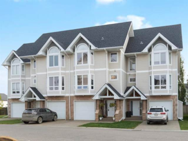97 Wilson Drive #3, Fort McMurray, AB T9H 0A3 (MLS #A1035882) :: Weir Bauld and Associates