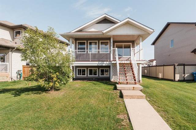 116 Lynx Crescent, Fort McMurray, AB T9K 0C4 (MLS #A1036146) :: Weir Bauld and Associates