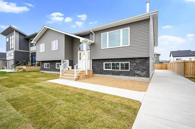 149 Beaveridge Close, Fort McMurray, AB T9H 2V8 (MLS #A1042940) :: Weir Bauld and Associates