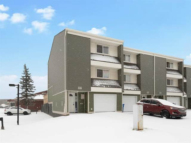 400 Silin Forest Road #157, Fort McMurray, AB T9H 3S5 (MLS #A1047258) :: Weir Bauld and Associates