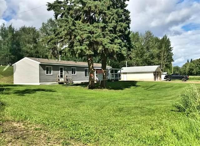 68216 Campsite Road, Plamondon, AB T0A 2C0 (MLS #A1048076) :: Weir Bauld and Associates