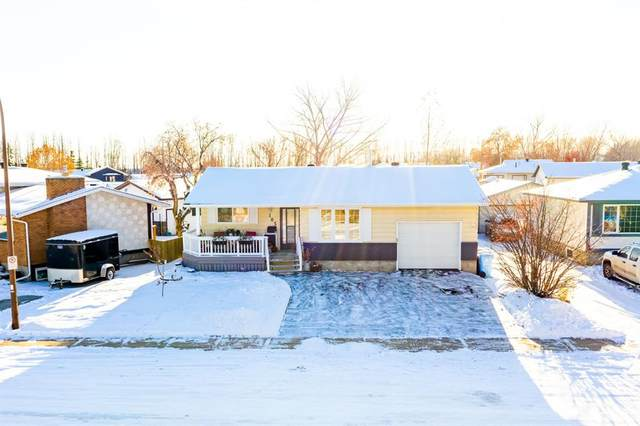 105 Hinge Road, Fort McMurray, AB T9H 3V6 (MLS #A1048415) :: Weir Bauld and Associates