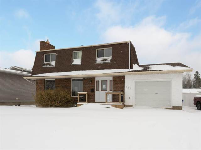 197 Hillcrest Drive, Fort McMurray, AB T9H 3T9 (MLS #A1048568) :: Weir Bauld and Associates