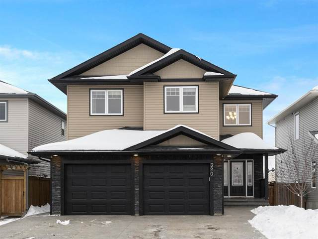320 Fireweed Crescent, Fort McMurray, AB T9K 0J6 (MLS #A1049334) :: Weir Bauld and Associates
