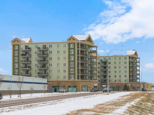 8535 Clearwater Drive #406, Fort McMurray, AB T9H 2E3 (MLS #A1049840) :: Weir Bauld and Associates