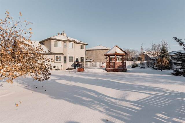 116 Bourque Bay, Fort McMurray, AB T9K 1V2 (MLS #A1049937) :: Weir Bauld and Associates