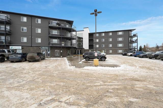7901 King Street #1215, Fort McMurray, AB T9H 0B9 (MLS #A1051180) :: Weir Bauld and Associates