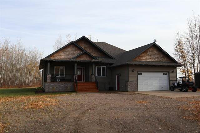 20 16163 Twp Rd 684A, Plamondon, AB T0A 2T0 (MLS #A1051503) :: Weir Bauld and Associates