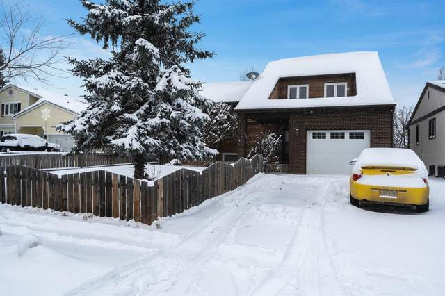 189 Brooks Place, Fort McMurray, AB T9K 2E6 (MLS #A1055028) :: Weir Bauld and Associates