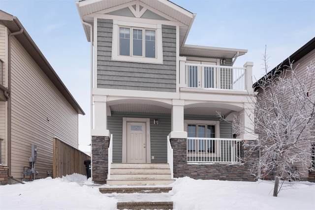 340 Falcon Drive, Fort McMurray, AB T9K 0S2 (MLS #A1056353) :: Weir Bauld and Associates