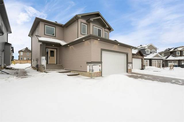 128 Dehoog Crescent, Fort McMurray, AB T9K 2X3 (MLS #A1062337) :: Weir Bauld and Associates