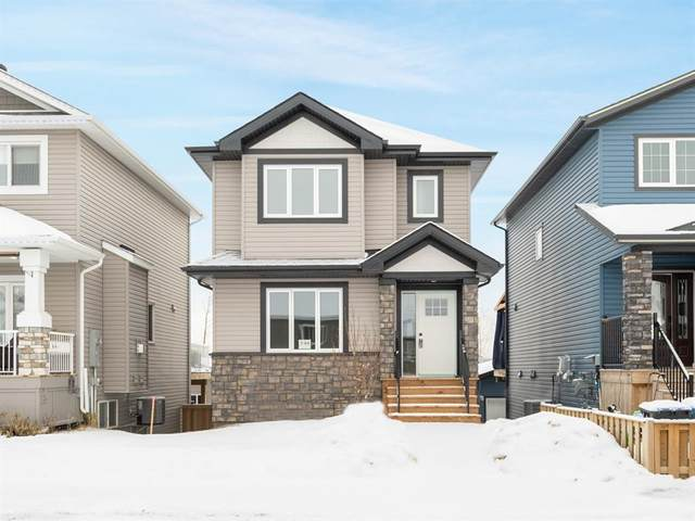 744 Athabasca Avenue, Fort McMurray, AB T9J 1H7 (MLS #A1062618) :: Weir Bauld and Associates