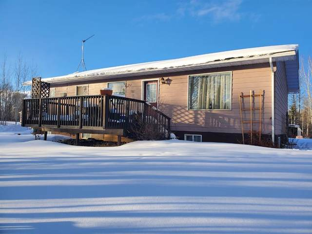 68218 Campsite Road #137, Plamondon, AB T0A 2T0 (MLS #A1071765) :: Weir Bauld and Associates