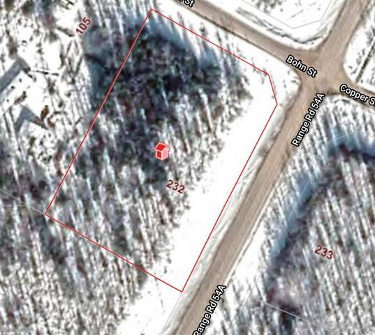 232 Nokohoo Road, Rural Wood Buffalo, AB T0P 1G0 (MLS #A1072376) :: Weir Bauld and Associates
