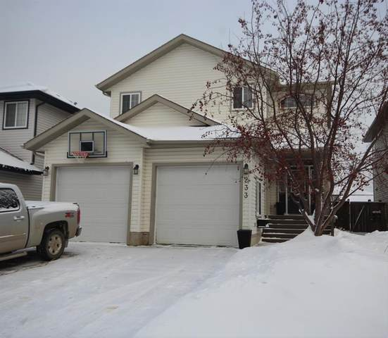 233 Coyote Crescent, Fort McMurray, AB T9K 0C6 (MLS #A1072706) :: Weir Bauld and Associates