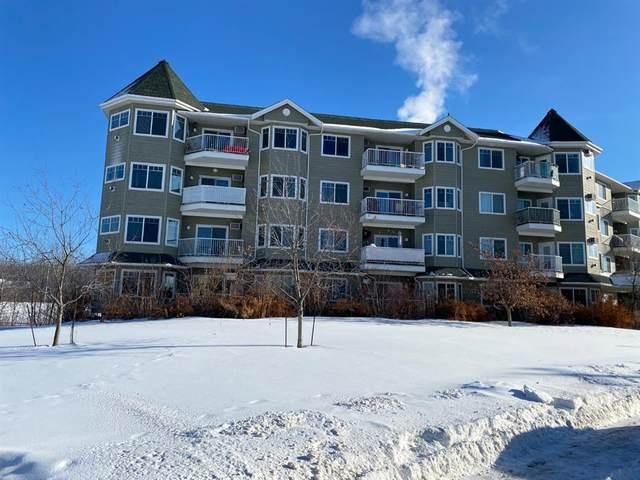 9918 Gordon Avenue #203, Fort McMurray, AB T9H 5L1 (MLS #A1075080) :: Weir Bauld and Associates