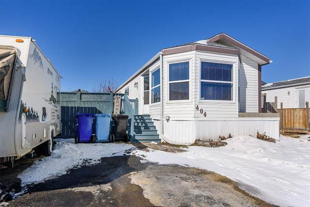 404 Cree Road, Fort McMurray, AB T9K 1Y4 (MLS #A1084223) :: Weir Bauld and Associates