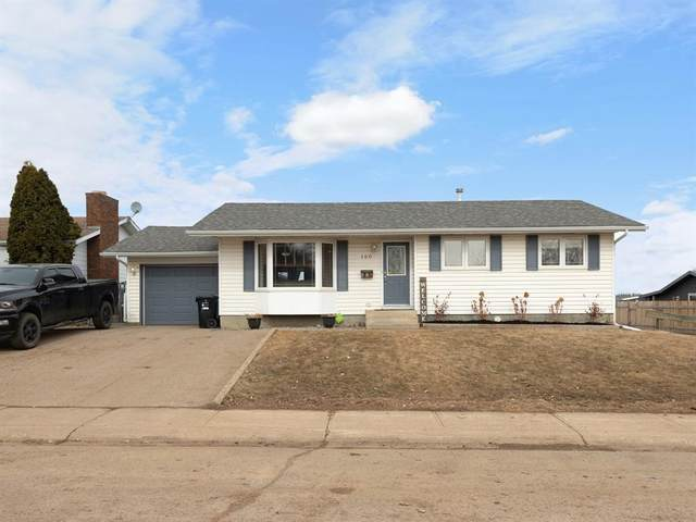 100 Beaufort Crescent, Fort McMurray, AB T9H 2T8 (MLS #A1091304) :: Weir Bauld and Associates