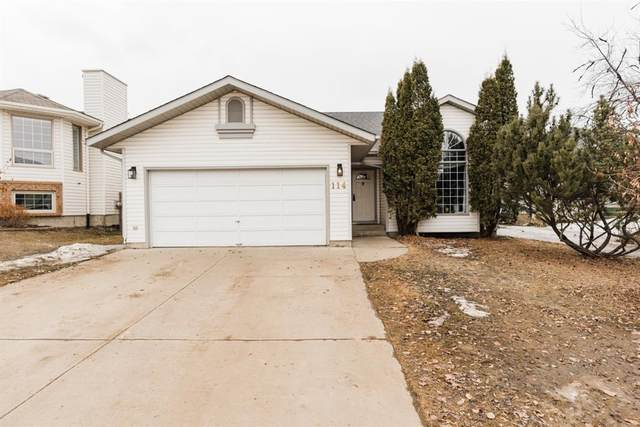 114 Silver Springs Drive, Fort McMurray, AB T9H 3S8 (MLS #A1091622) :: Weir Bauld and Associates