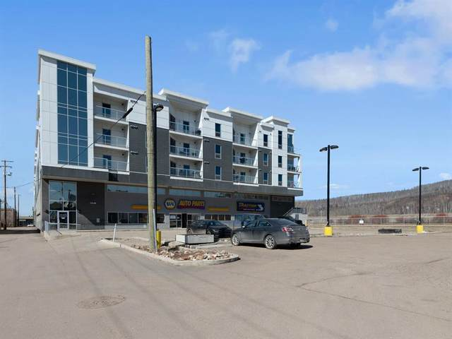 10218 King Street #305, Fort McMurray, AB T9H 1X9 (MLS #A1093120) :: Weir Bauld and Associates