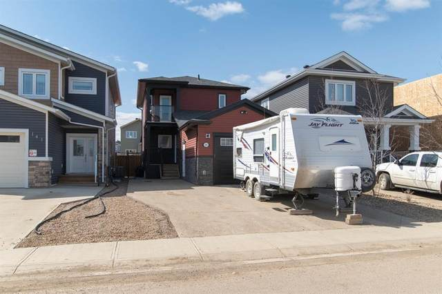 143 Aldergrove Avenue, Fort McMurray, AB T9J 1E2 (MLS #A1095403) :: Weir Bauld and Associates