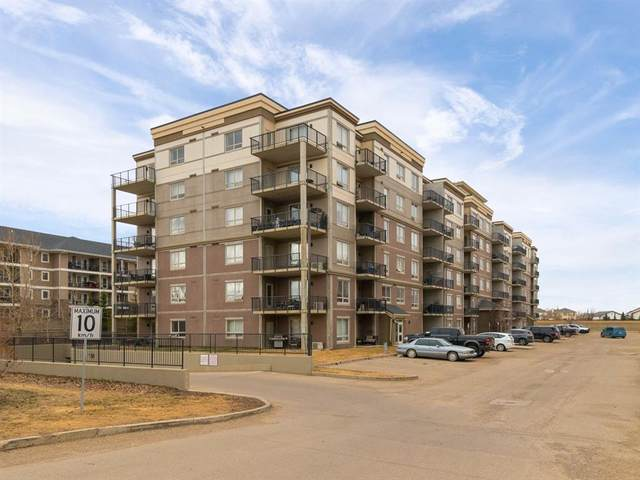 136D Sandpiper Road #506, Fort McMurray, AB T9K 0J7 (MLS #A1096977) :: Weir Bauld and Associates
