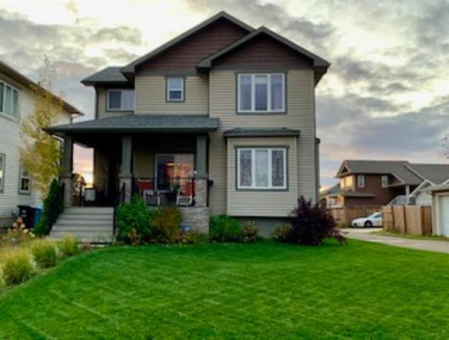 144 Grebe Road, Fort McMurray, AB T9K 0S2 (MLS #A1097504) :: Weir Bauld and Associates